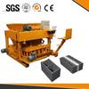 WT6-30 walk type hydraulic retaining wall block machine