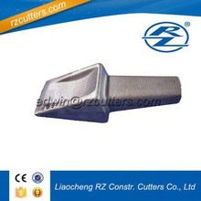 Foundation drill tools Casing Teeth for drill casing or core barrels