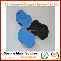 Magic Hair Sponge/Curles Hair Brush For Hair Salon