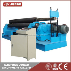WITH PRE BENDING CAPACITY PLATE ROLLING MACHINE 16X3200MM