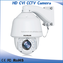 2015 wholesale PTZ 720P 1.3 megapixels CVI dome 360 degree rotation camera