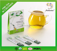 Refined Chinese Best soluble Herbal Jasmine Green Slim Tea Extract