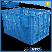 Storage crate large plastic industrial storage crates