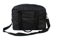 2015 New fasion travel bags collapsible plain duffel bag