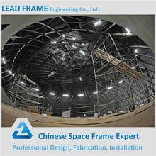 Supply Low Cost Large Span Space Frame Steel Structure Theater