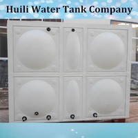 Dezhou Huili product! Stainless steel water tank/industrial fish tank with high intensity
