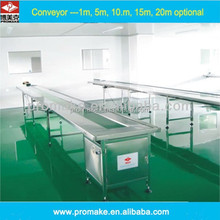 China factory 5-20M recycling / chocolate / toy conveyor belt