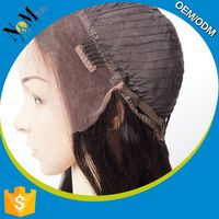 caucasian french braided wigs dark brown long and waved french human hair