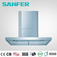 Stainless Steel Kitchen Hood 90mm Wall Mount