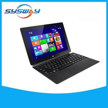 10 inch LED panel 1280*800IPS Intel Z3735G Tablet pc with keyboard case
