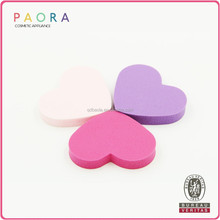 Hot sale Latex free makeup sponge / cosmetic puff