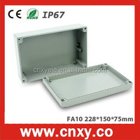 metal enclosure, die cast aluminum junction boxes FA10 (228*150*75mm)