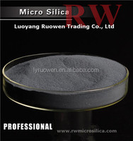 with an ultrafine material silica powder for expansive mortar