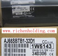 MITSUBISHI PLC, MITSUBISHI CC-LINK Module , AJ65SBTB1-16D1