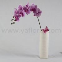 wholesale artificial flower artificial blue orchids flowers artificial phalaenopsis orchids with fresh touch for sale