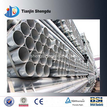construction material steel pipe from chinese