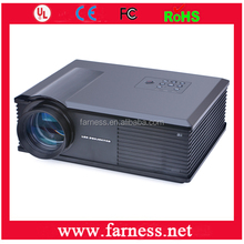 Outdoor Video Projector 1280*800 3200 ANSI Lumens,CE FC RoHS Certification
