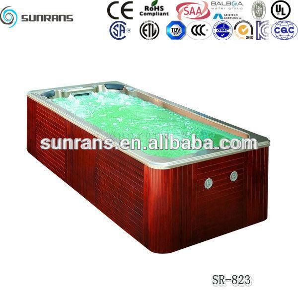 Casa de lujo spa jacuzzi independiente spa bañera