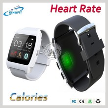 Latest NFC health management heart rate touch screen smart watch