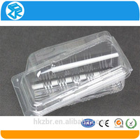 plastic blister packaging box for herb packaging