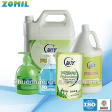 Good quality best sell concentrated liquid detergent