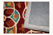 Handmade bedroom decorative carpets and rugs