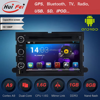 huifei dvd car audio navigation system for 2005-2009 Ford Mustang,2007-2009 Mustang Shelby GT500