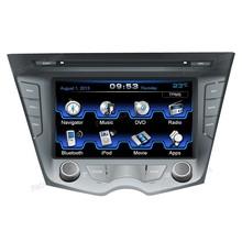Car DVD Player with Auto DVD GPS & Bluetooth & Navigator & Radio for Hyundai Veloster