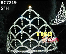 wedding hair accessories pageant tiara crowns