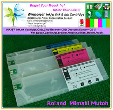 Wide Format Refill Ink Cartridge Compatible For Mutoh Rj900/rj901/rj1300