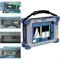 Phased array ultrasonic non destructive testing instruments
