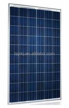 240w poly solar panel price for 3Kw solar power system