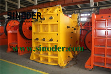 Supply kaolin crusher machine for industrial and mineral rock stone crushing and washing project -- Sinoder Brand