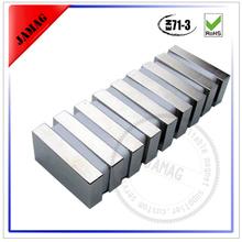 L30W15H5 High Remanence Sintered N42 Ndfeb Magnet Manufacturer