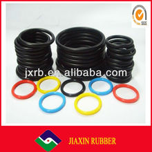 China Manufacturer Elastic Silicone Rubber O-ring Seal