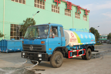 10 Wheels Water Delivery Truck,Water Tanker Truck on Sale