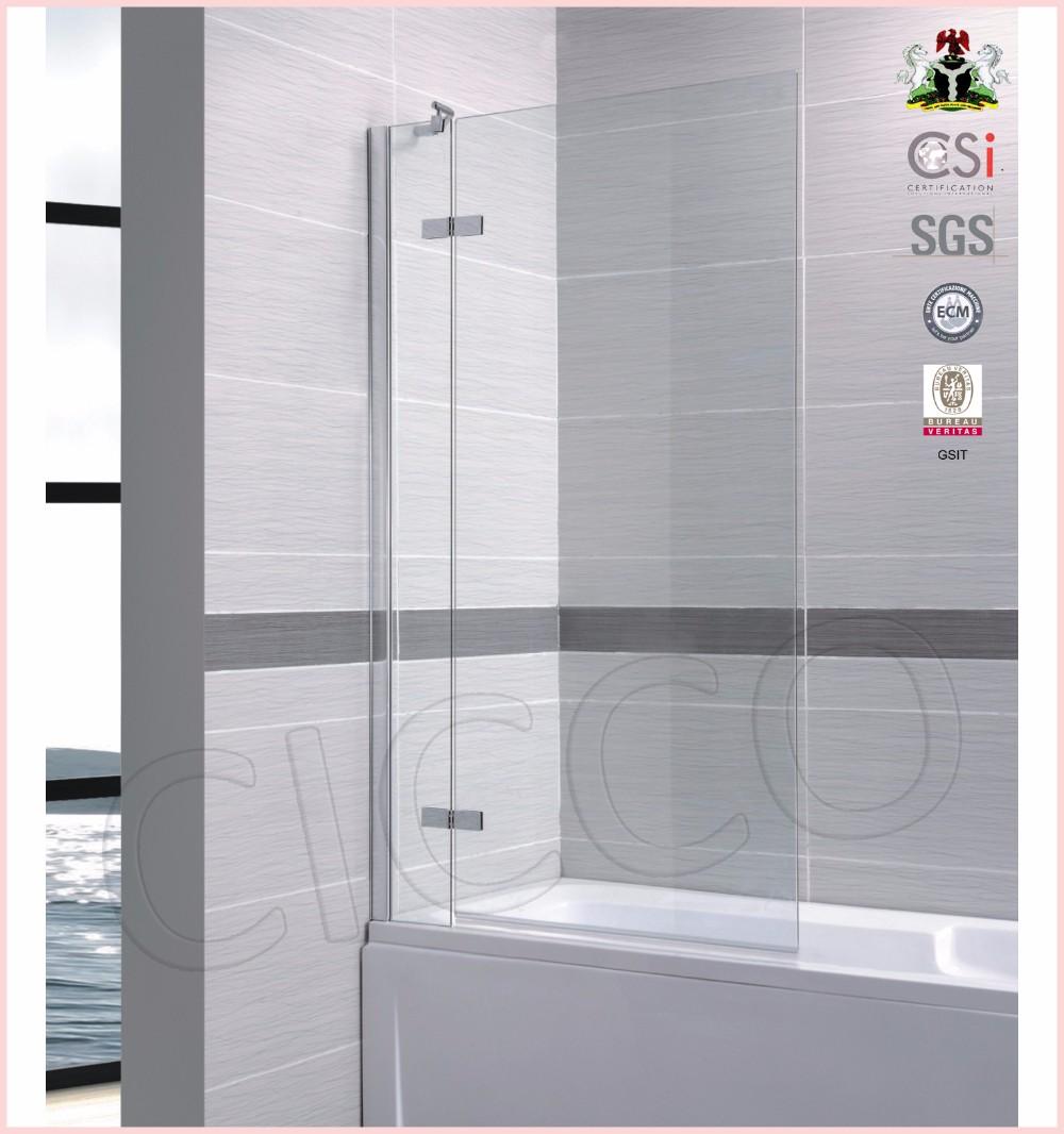 China Best Price Walk In Corner Tub Shower Door Suppliers
