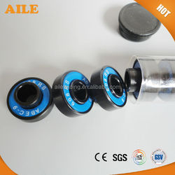 Free Shipping ABEC 9 Non standard Super Precision Bearing For Skate Board