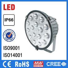 CE ROHS aprroved waterproof dustproof IP66 high power outdoor spot light for high stress enviroment