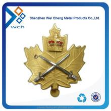 metal logo engraved jewelry tag charm