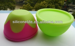 kitchen products kids dinner bowl silicone dinner bowl
