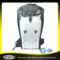 FUSHI waterproof outdoor survival skateboard backpack