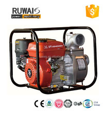 high pressure diesel/gasoline/electric water pump 5.2HPfor suitable for agricultural irrigation, water supply and drainage