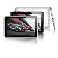 7 wifi 3g android 2.2 mid tablet pc 3d game prime digital hot sell 512M/4G sim card slot android tablet pc
