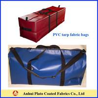 pvc waterproof fishing tackle bag