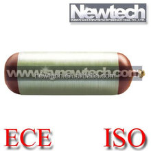 type 2 CNG cylinder for vehicle 406-80-120L