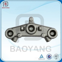 Sand Casting Cast Iron Motorcycle Spare Parts For Yamaha