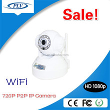 Best selling high definition p2p ip camera home security wireless camera ptz support TF card