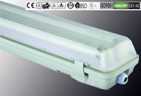 T8 18W/36W/58W ISO9001/CE/ROHS/GS/BSCI light fixture with electrical outlet