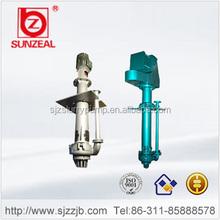 High Efficiency Solid Handling Anti Abrasive Vertical Pump